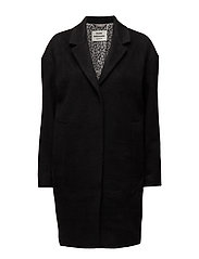 Hot wool Cabinella - BLACK