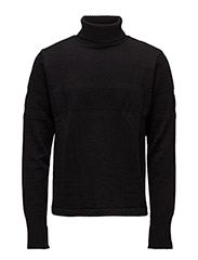 100% Wool Klemens - Black