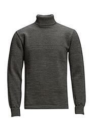 100% Wool Klemens - CHARCOAL MELANGE