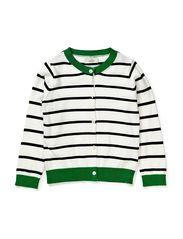 Comfi contrast Carmino stripe - Green