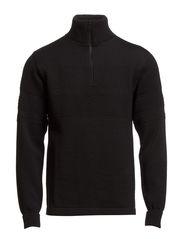 100% Wool Kerl - Black