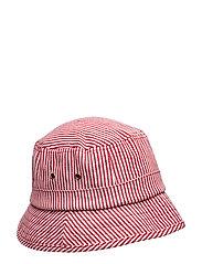 Summer Stripe Bølle Kids - RED/WHITE
