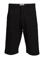Bold Broken Twill Pero Short - Almost black