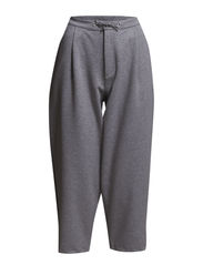 Double stretch Piver - Grey Melange