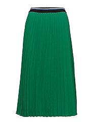 Plisse georgette Sharlotta - BRIGHT GREEN