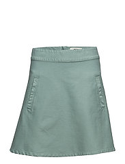 Fresh Denim Stelly Short - ALPHA GREEN