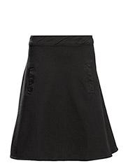 Denim stretch Stelly worn bl. - Worn black 15-3