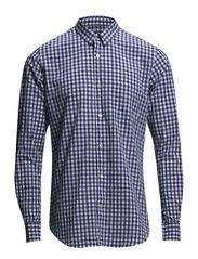 Gingham Check Sent - Blue Check