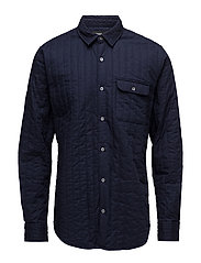 Quilt Shirt Skals - SKY CAPTAIN