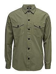 Desert Shirt Saka - RIFLE GREEN