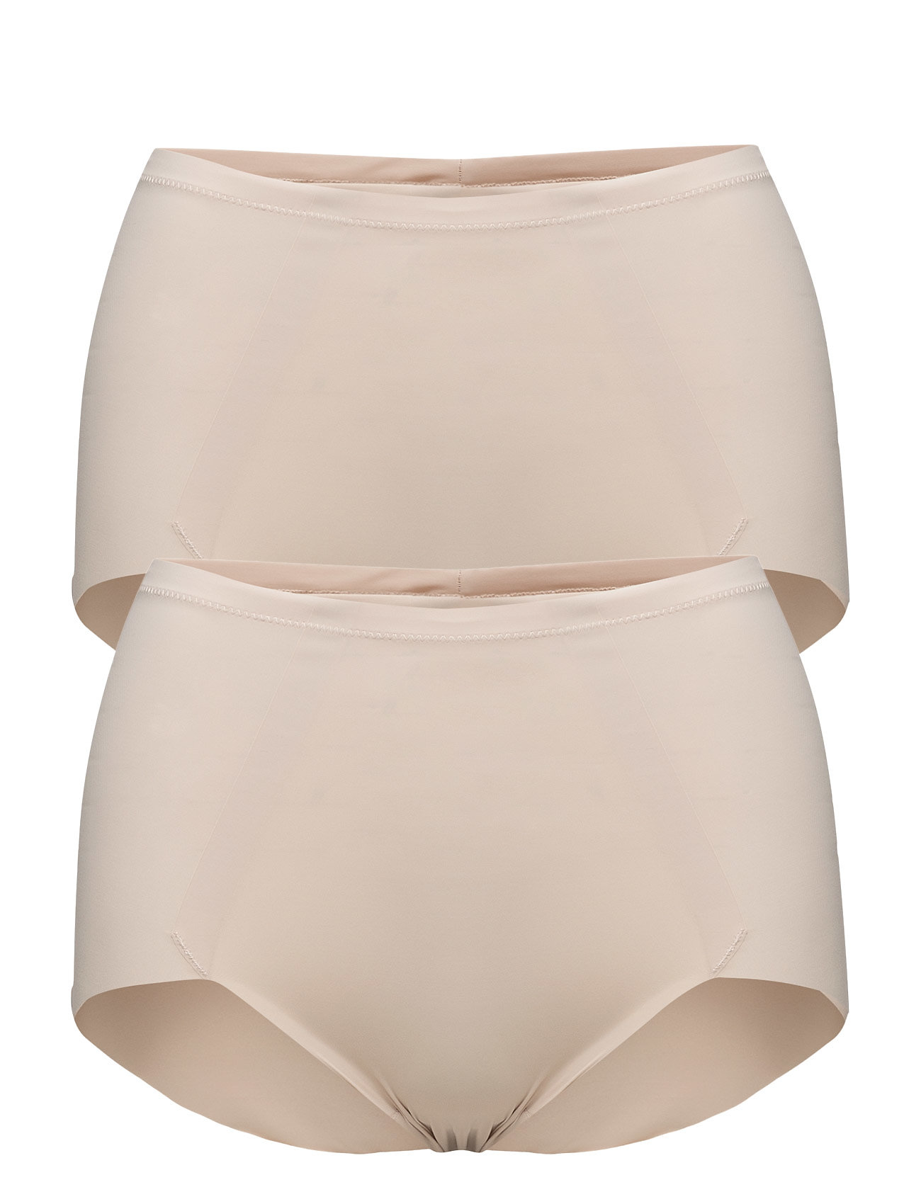 Sleek Smoothers Maidenform Shapewear til Damer i Nøgen