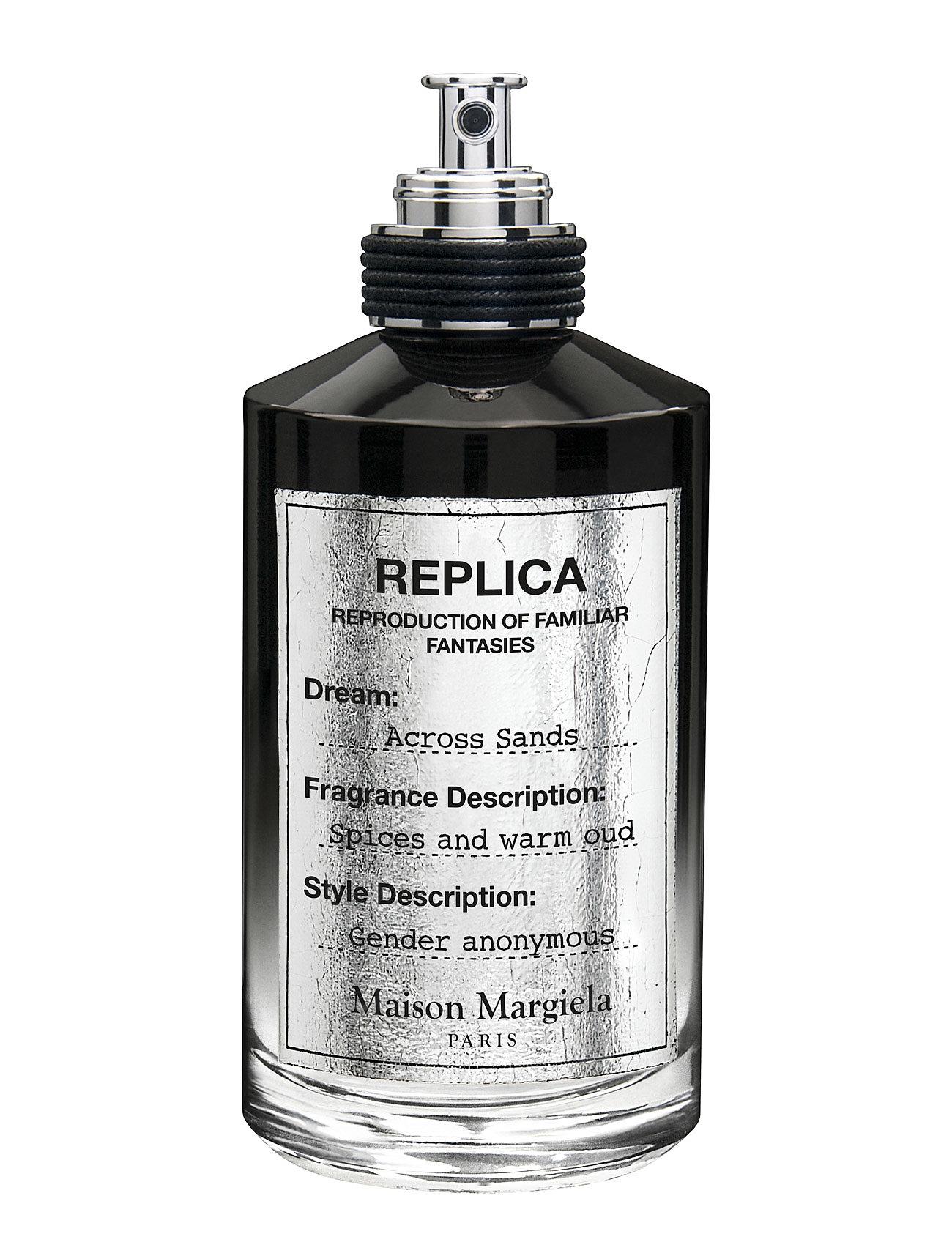 maison margiela Maison margiela replica across sands eau de parfum 100 ml fra boozt.com dk