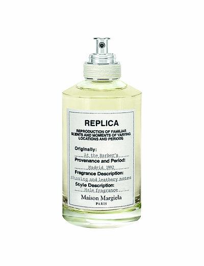 Replica At the Barbers Eau de Toilette 100 ml. - CLEAR