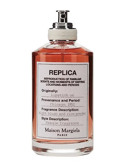 Replica Lipstick On Eau de Toilette 100 ml. - CLEAR