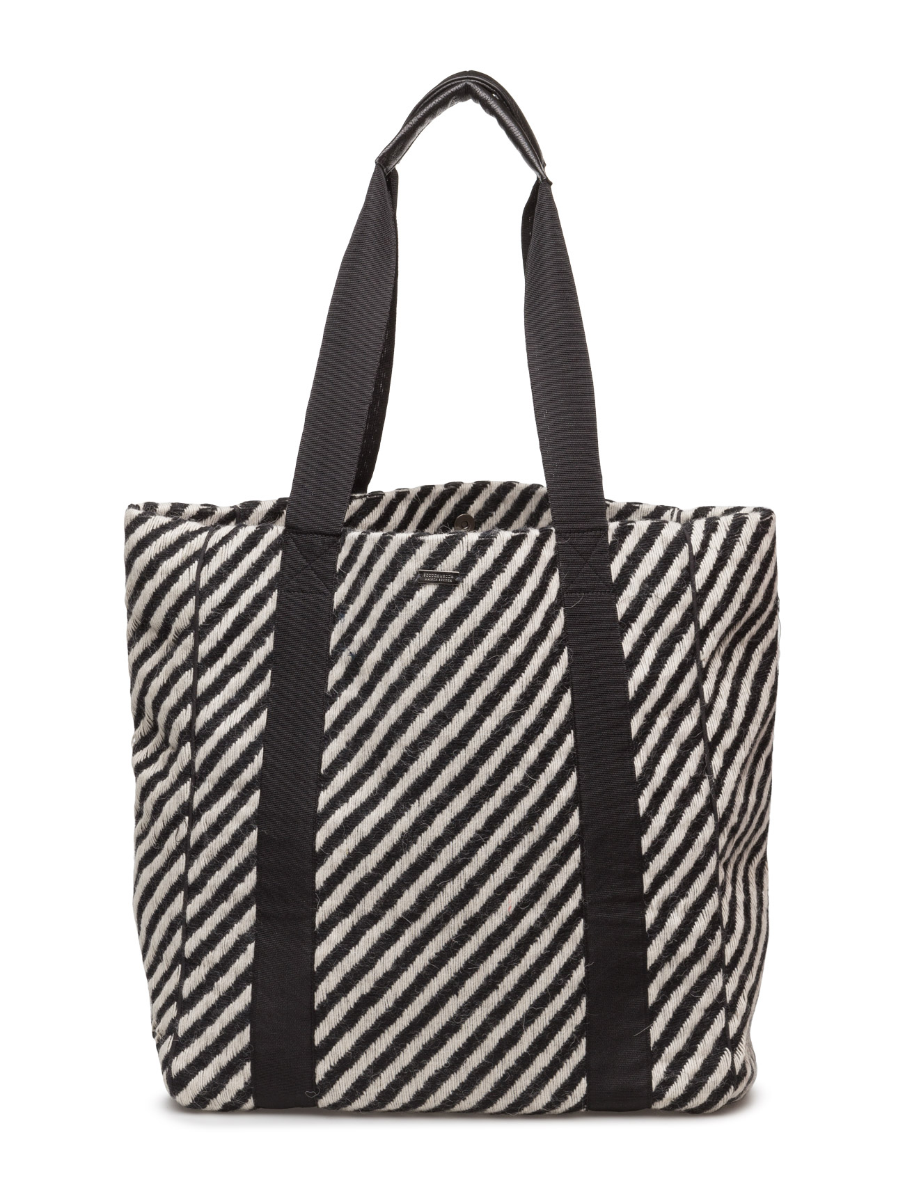 Shopper Bag In Various Wool Qualities Scotch & Soda Tasker til Kvinder i