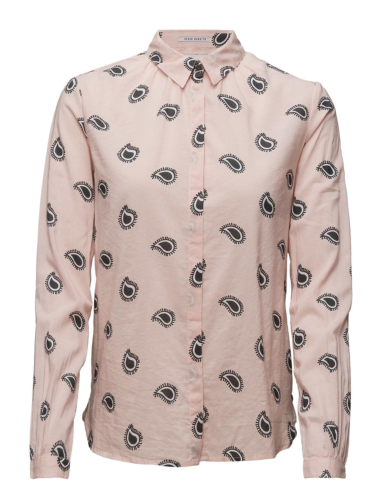 Basic Shirt In Various Dessins Scotch & Soda Trøjer til Kvinder i Combo A