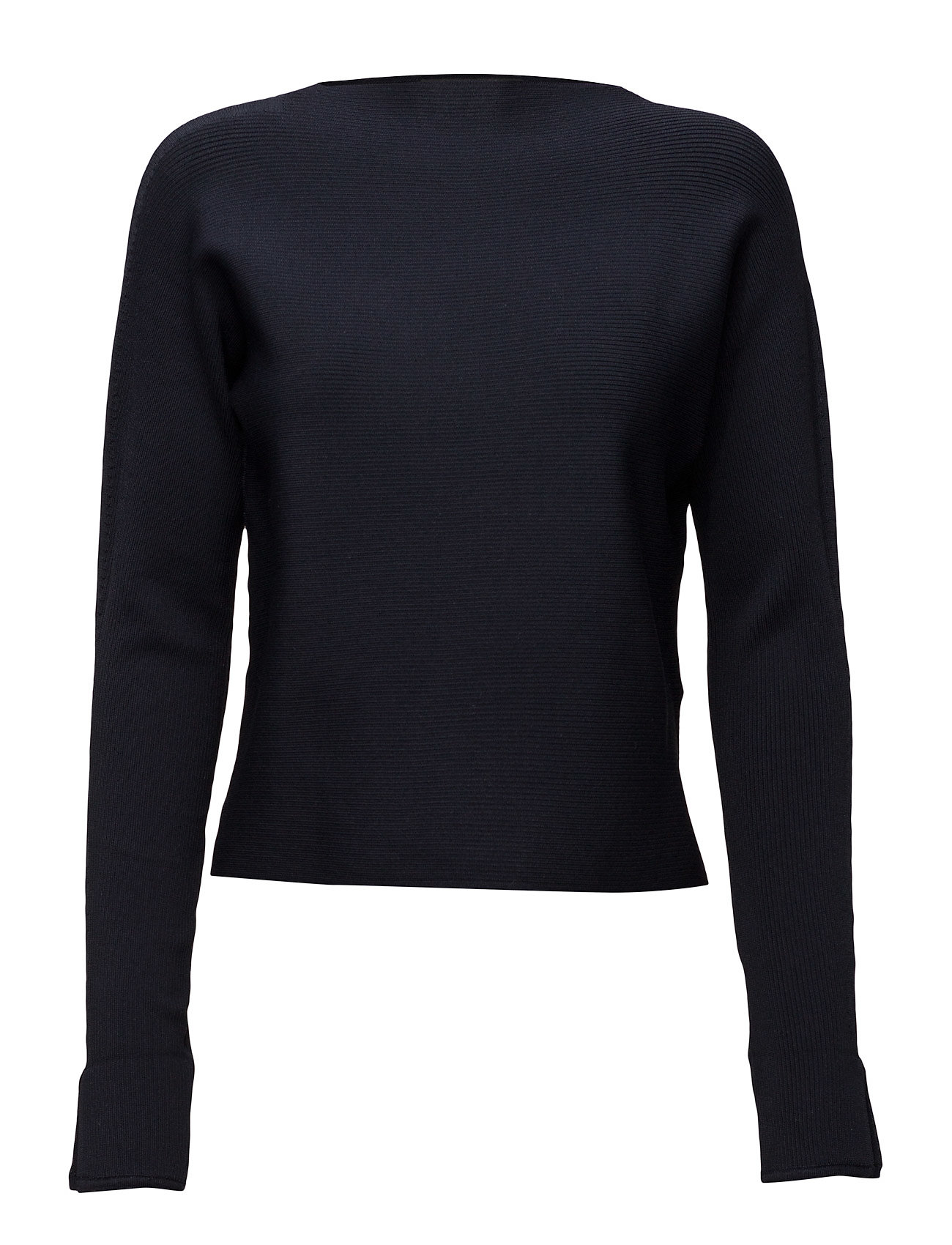 Sporty Ribbed Knit With High Tunnel Neck Scotch & Soda Sweatshirts til Damer i