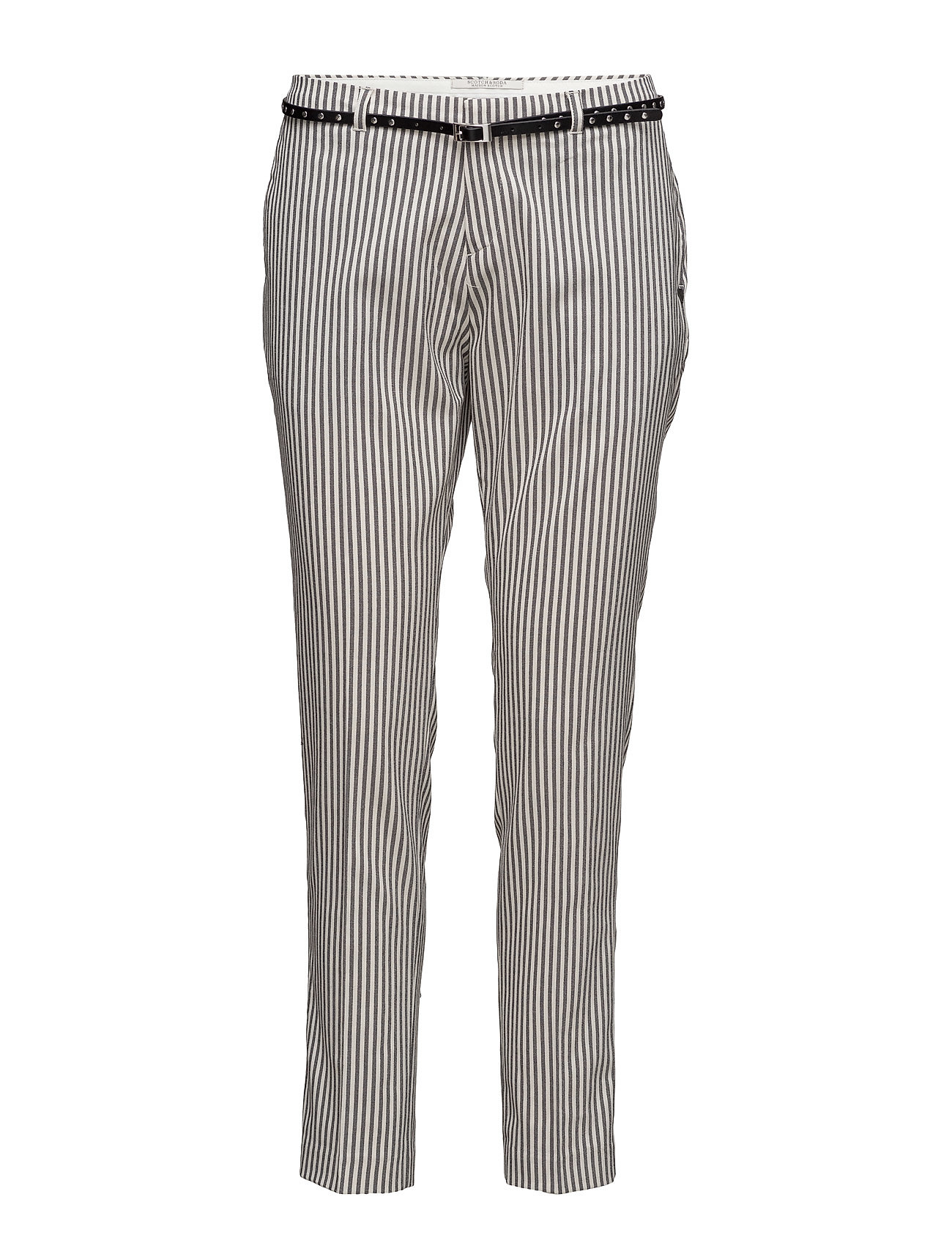Classic Tailored Wool Blend Pant Old Scotch & Soda Bukser til Damer i Combo A