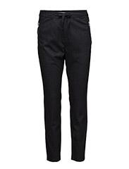 Supersoft jogger with zip pockets - 8 BLACK