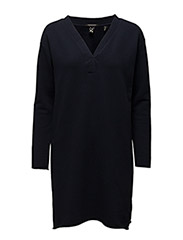 Relaxed fit sweat dress - 2 NIGHT