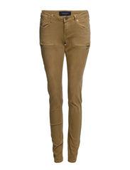 La Parisienne Zip - Garment Dye - 6 sand