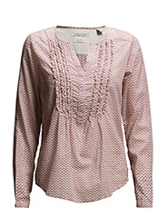 Cotton tunic top - combo C - C