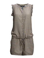Summer playsuit in new cute dessins - combo C - C