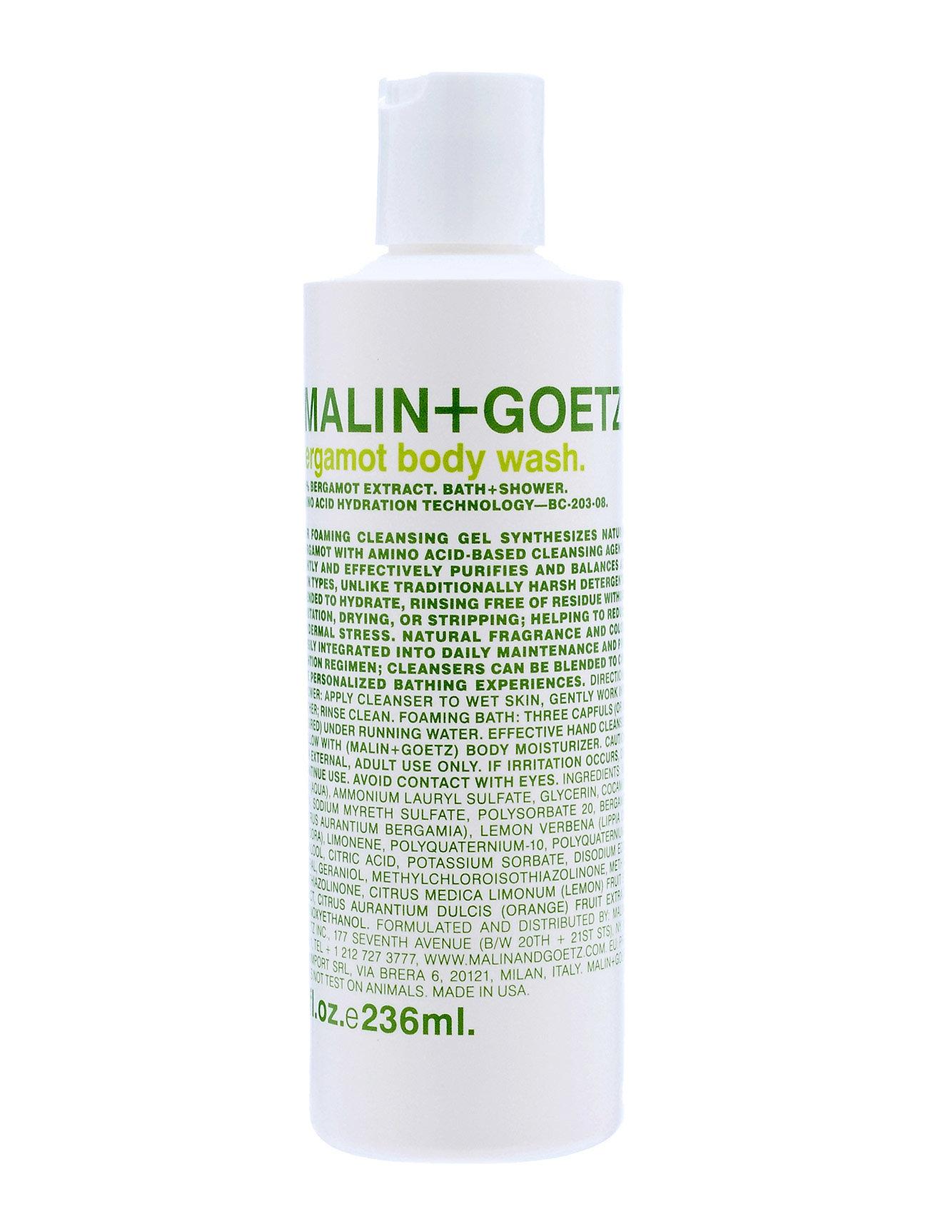 malin+goetz – Bergamot body wash fra boozt.com dk