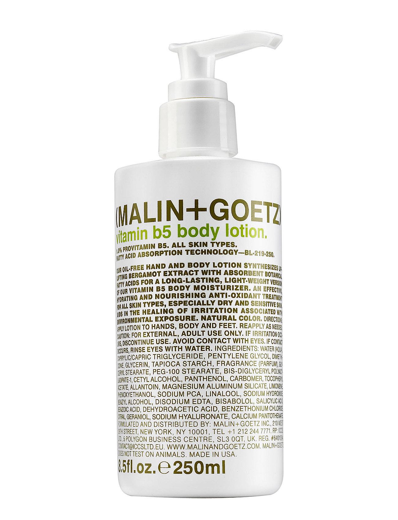 Vitamin b5 body lotion fra malin+goetz fra boozt.com dk