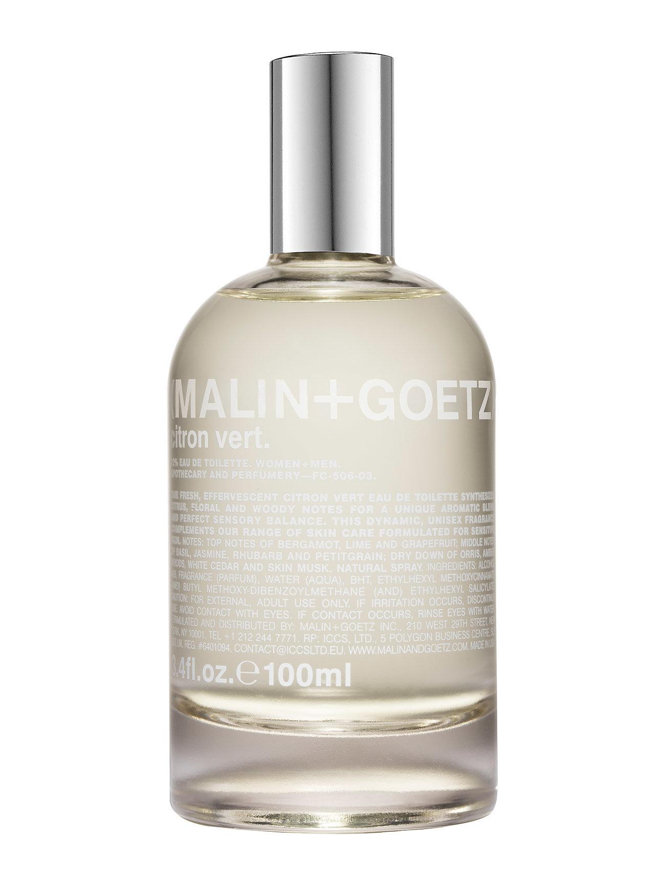Citron vert eau de toilette fra malin+goetz på boozt.com dk