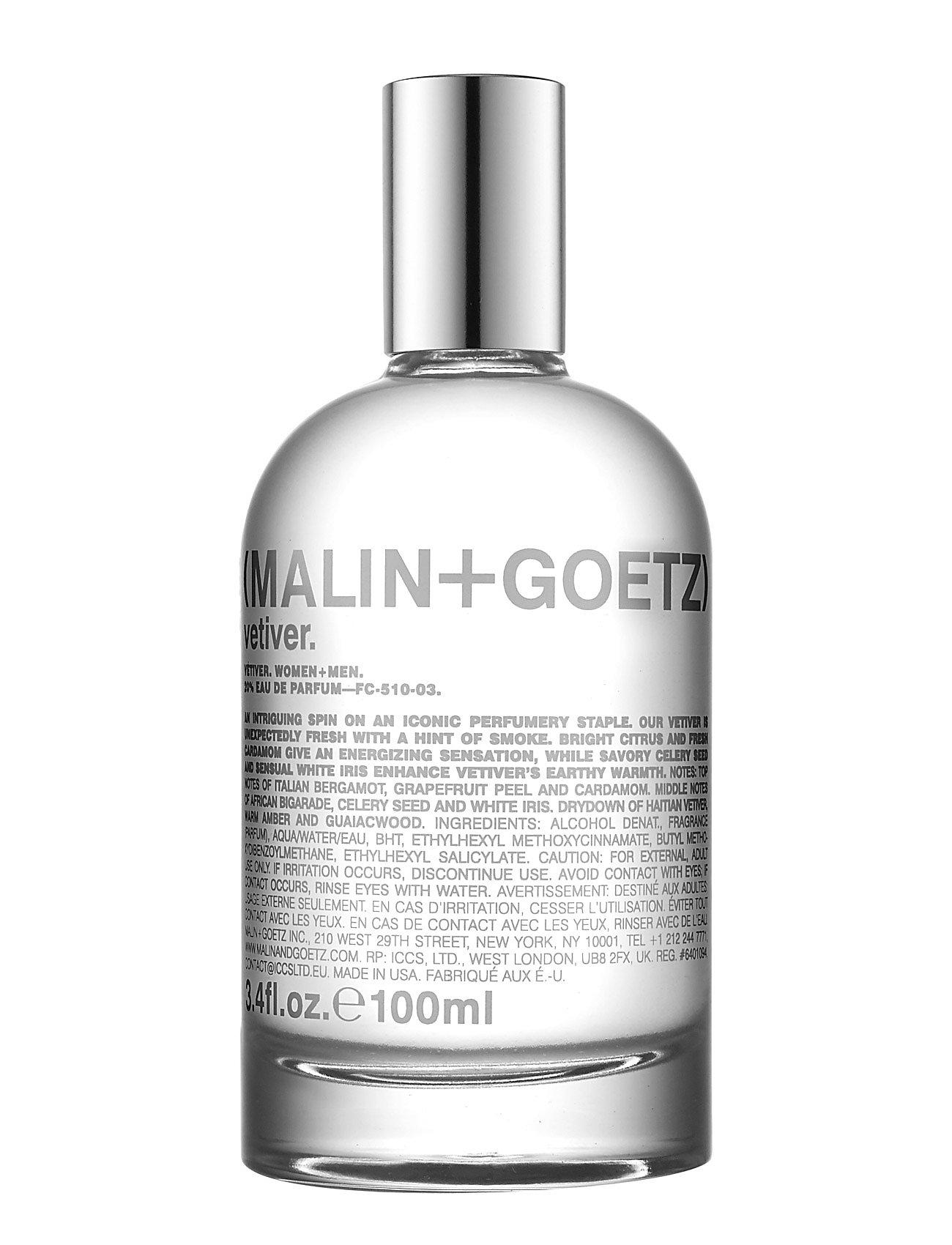 Vetiver eau de parfume fra malin+goetz på boozt.com dk