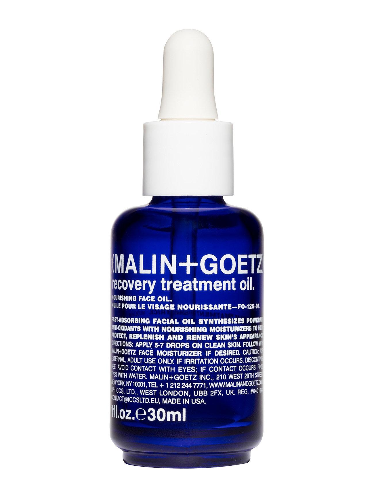 Recovery treatment oil fra malin+goetz på boozt.com dk