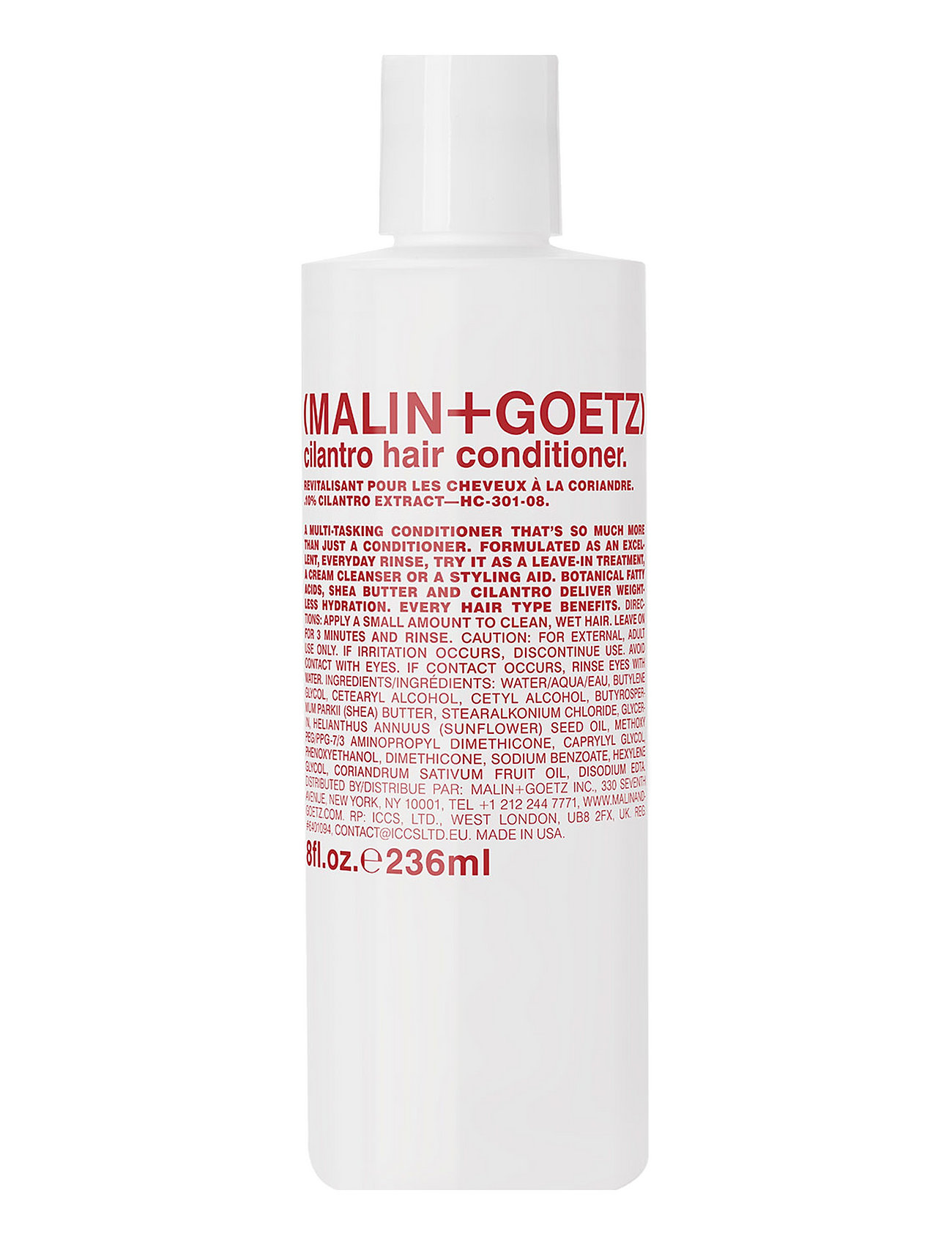 malin+goetz Cilantro hair conditioner på boozt.com dk