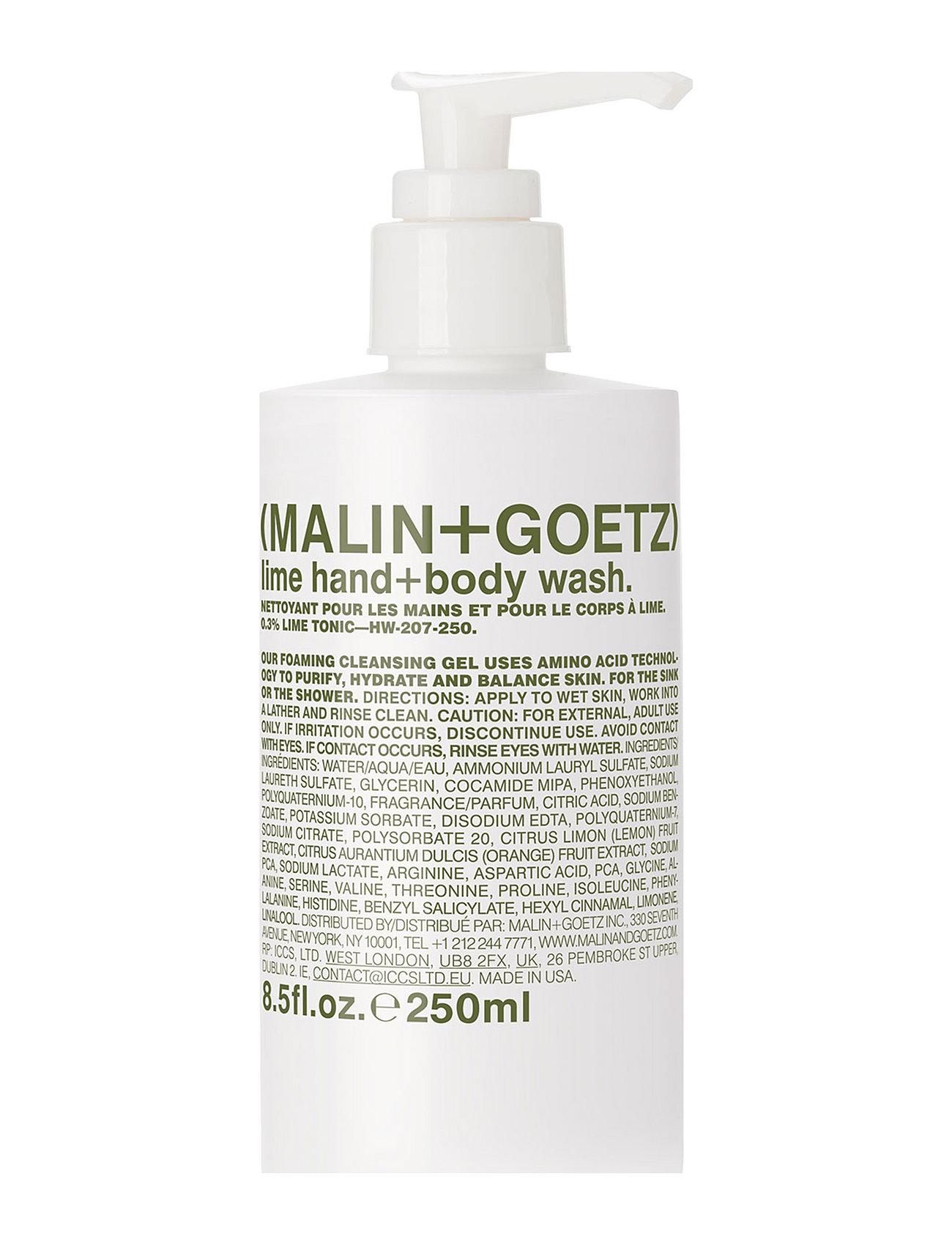 malin+goetz – Lime hand + body wash fra boozt.com dk