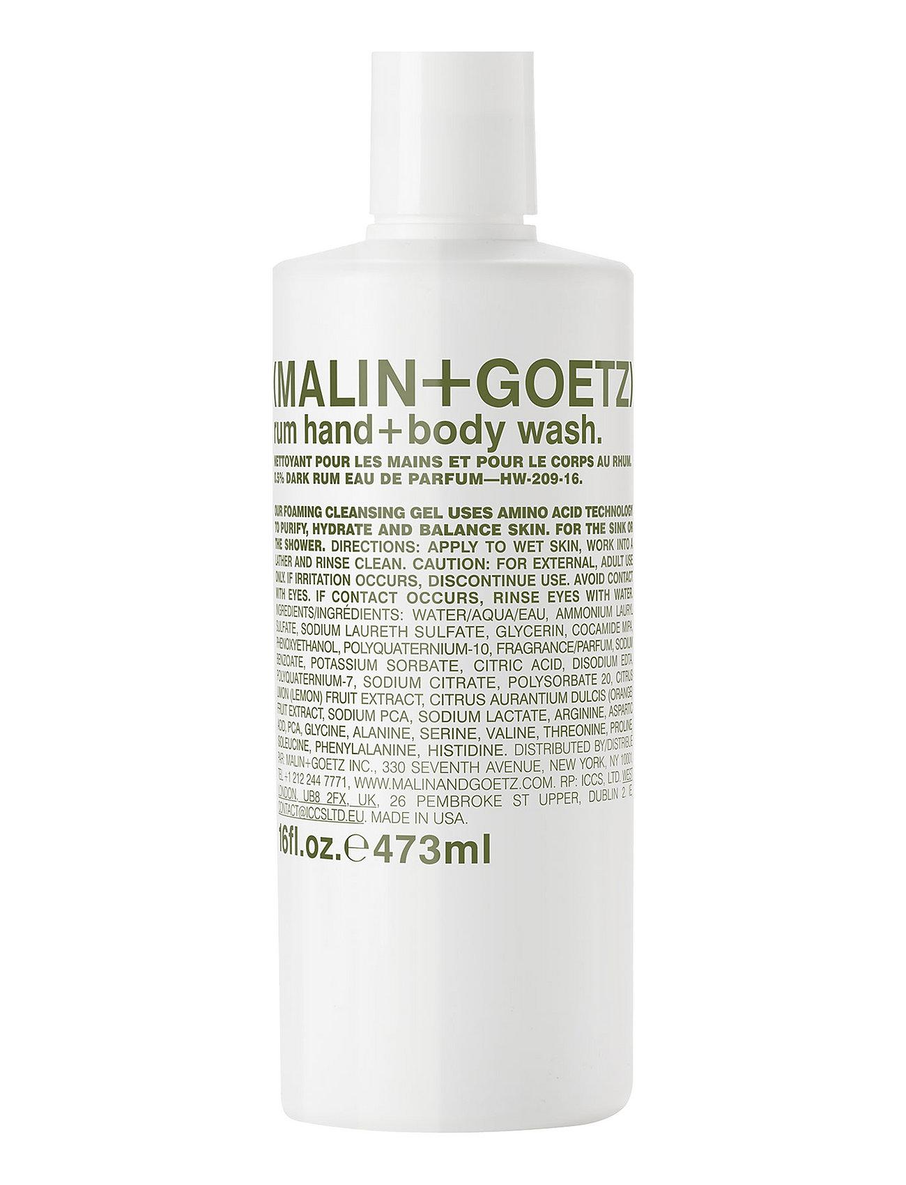 malin+goetz – Rum body wash på boozt.com dk