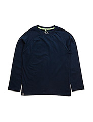 Long t-shirt long sleeves - NAVY