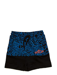 Jung shorts loose fit - BLUE PRINT
