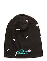 Ni Beanie hat - BLACK