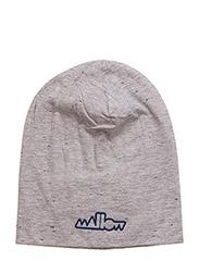 Ni Beanie hat - GREY MELANGE