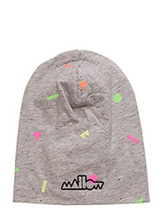 Ni Beanie hat - MULTI COLOUR