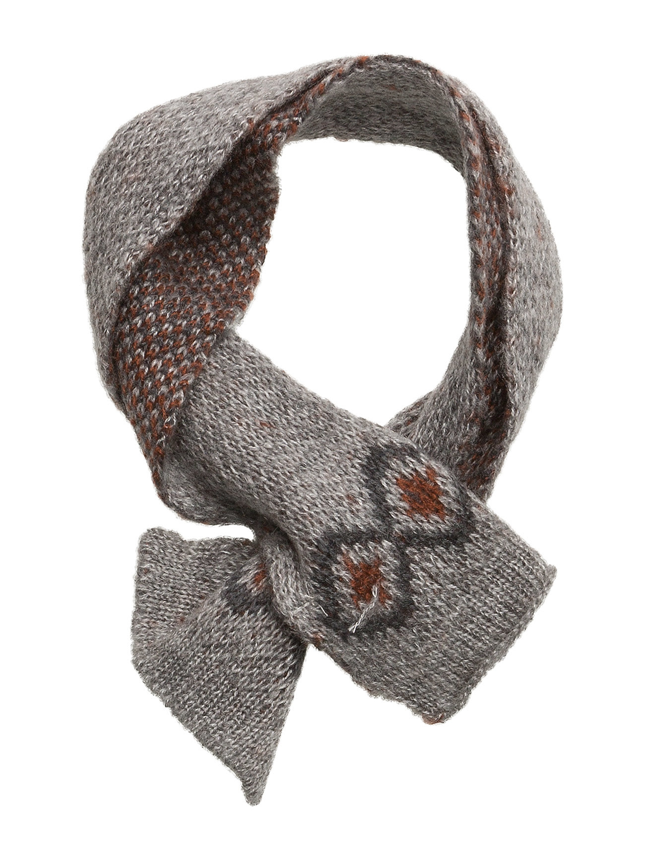 Diamond knit scarf fra mango kids fra boozt.com dk