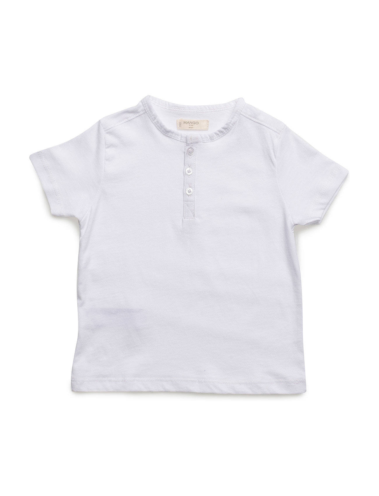 Henley Cotton T-Shirt thumbnail