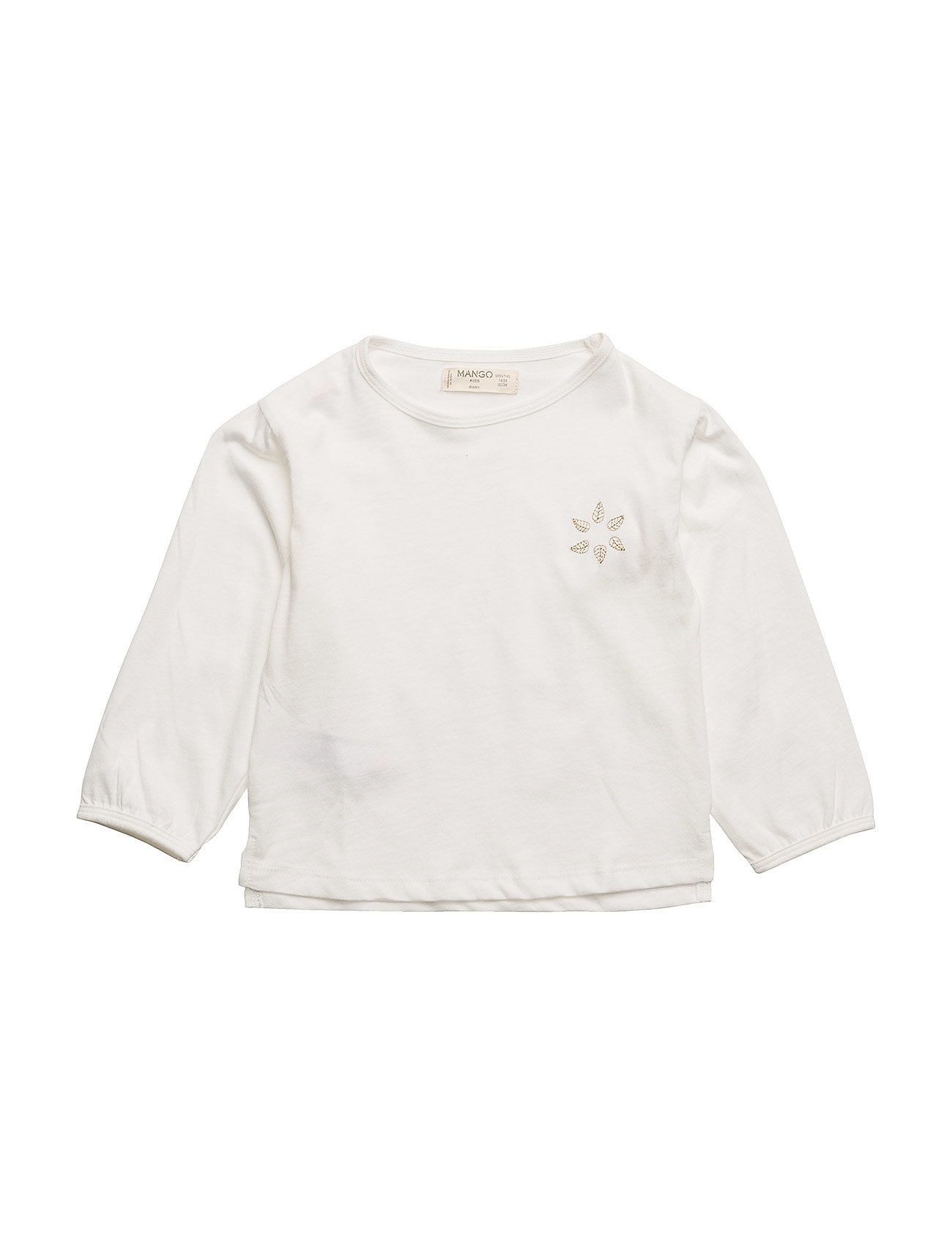 Decorative Embroidery T-Shirt thumbnail