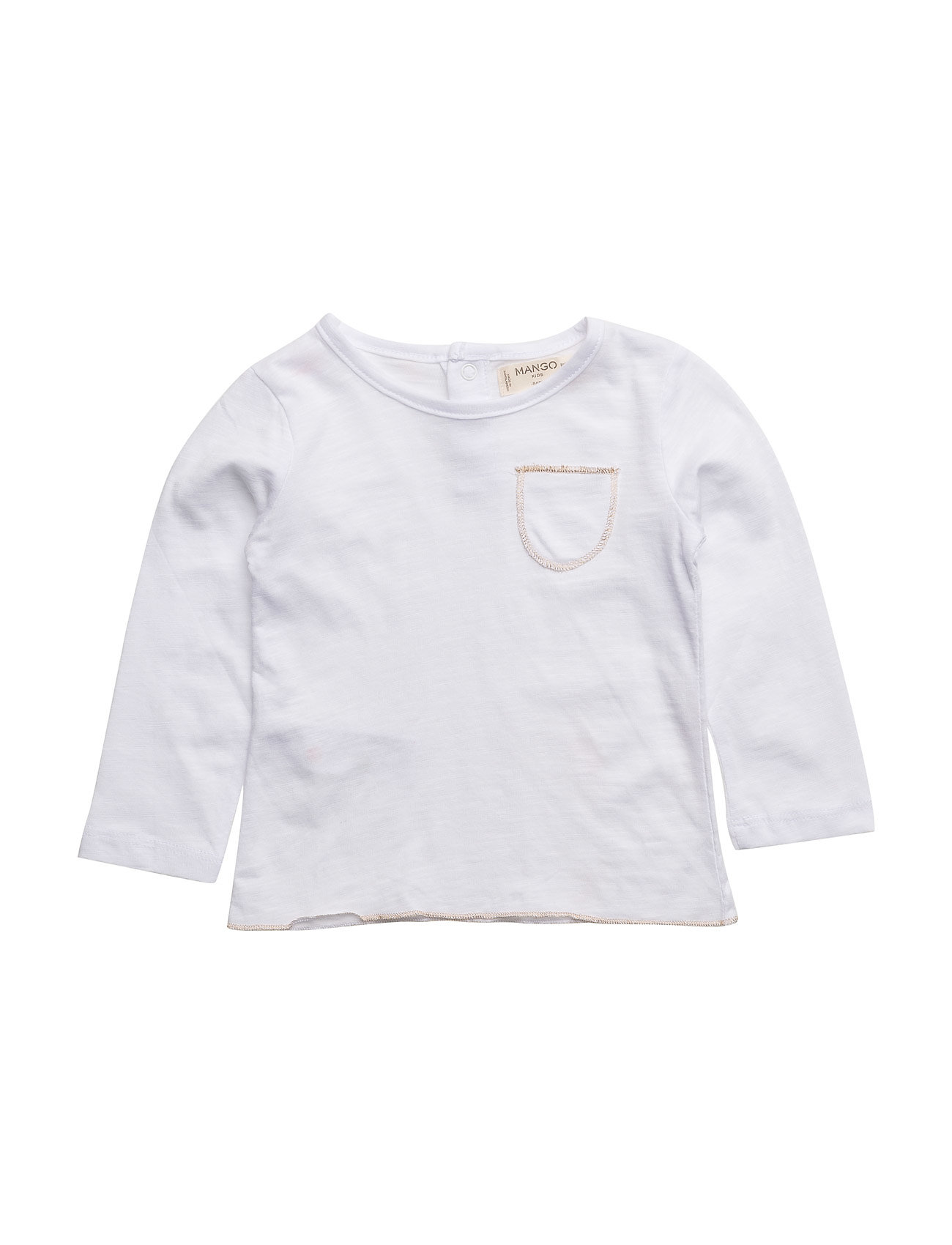 Contrast Chest-Pocket T-Shirt thumbnail