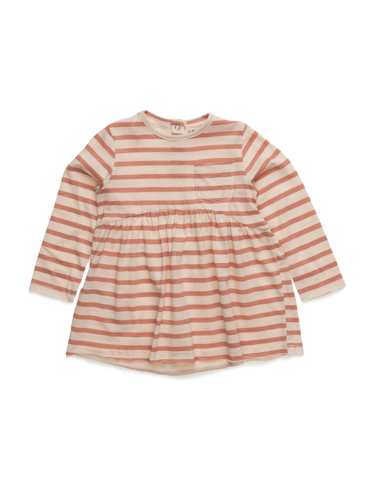 Pocket Cotton Dress Mango Kids Kjoler til Børn i