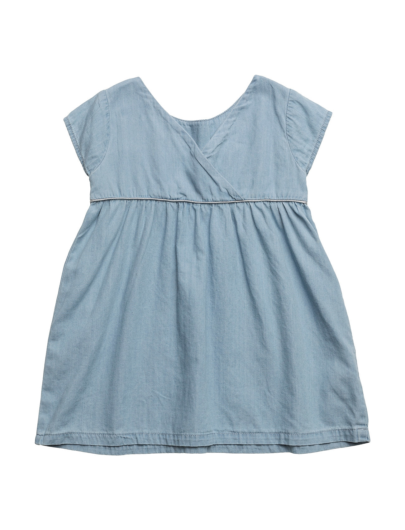 Light Denim Dress Mango Kids Kjoler til Børn i