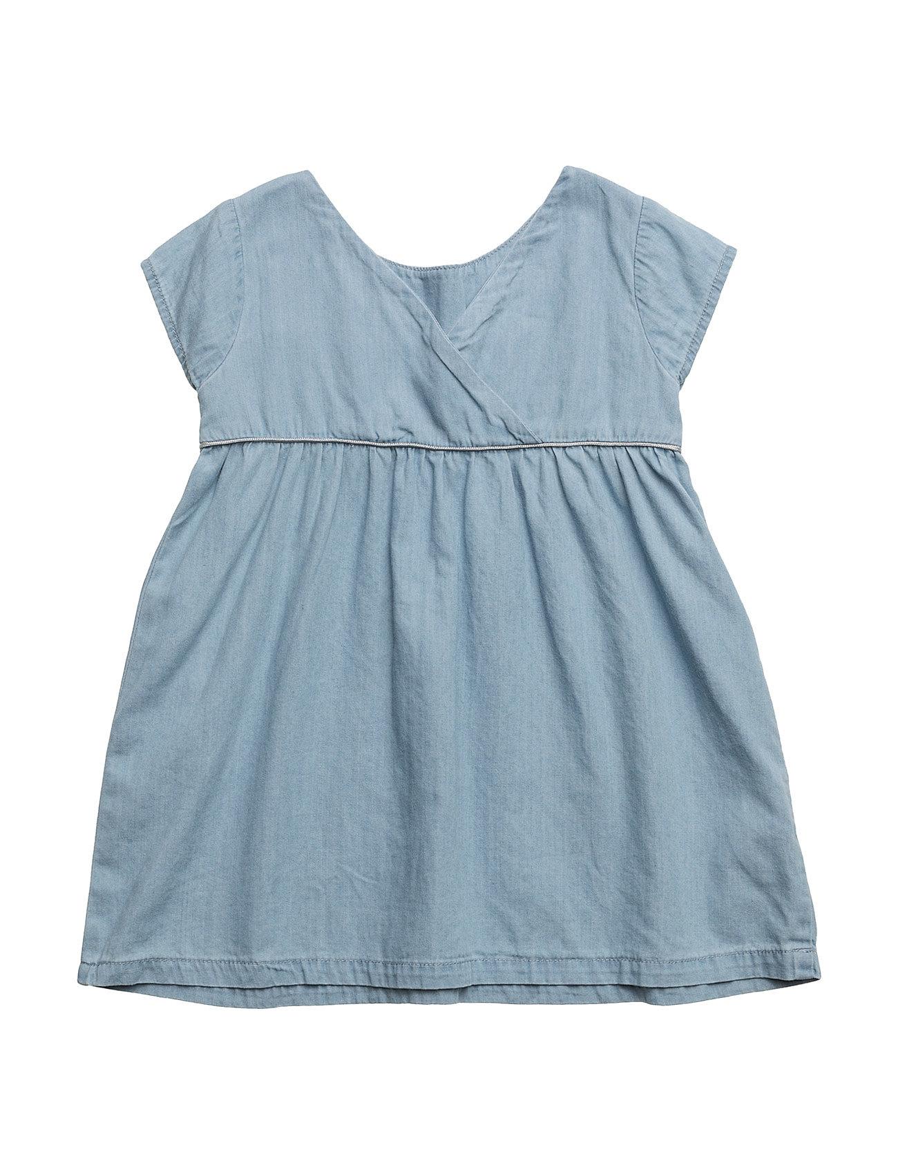Light Denim Dress Mango Kids Kjoler & Nederdele til Piger i