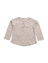Printed cotton t-shirt - PINK