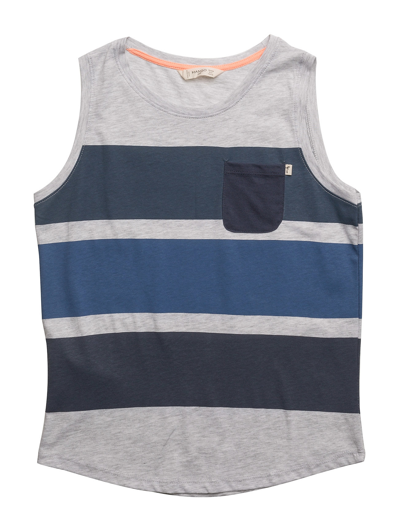 Striped Bicolor T-Shirt thumbnail