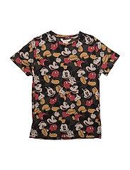 Mickey Mouse t-shirt - DARK GREY